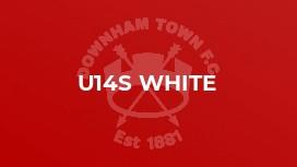 U14s White