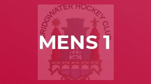 Men's 1s 4 - 4 Bath Buccs C