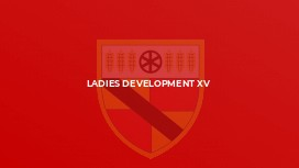 Ladies Development XV