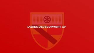 Ladies Development XV