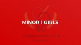 Minor 1 Girls