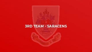3rd Team - Saracens