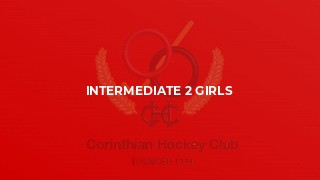 Intermediate 2 Girls