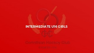 Intermediate U16 Girls
