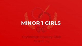 Minor 1 Girls