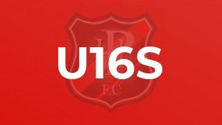 Park House U16s 0 - 12 Dartfordians B