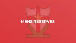 Mens Reserves