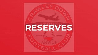 Reserves Blistering Start Continues!