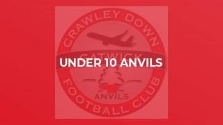 Under 10 Anvils