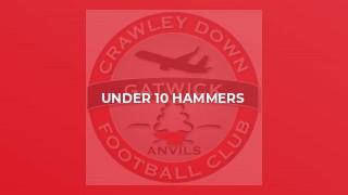 Under 10 Hammers