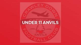 Under 11 Anvils