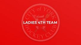 Ladies 4th Team