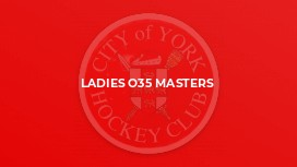 Ladies O35 Masters