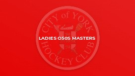 Ladies O50s Masters