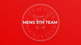 Mens 5th Team