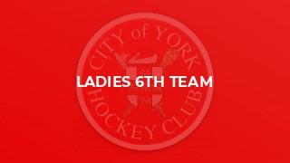 Ladies 6th Team