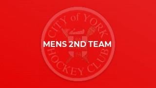 Mens 2nd Team