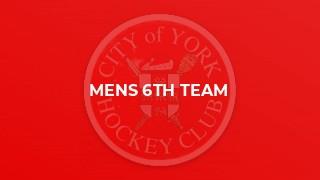 Mens 6th Team