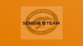 Senior B Team
