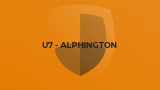 U7 - Alphington