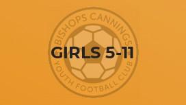 Girls 5-11