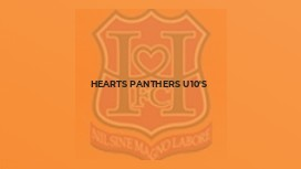 Hearts Panthers U10's